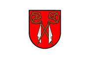 Bandera de Alsheim