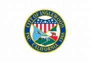 Bandera de Inglewood, California