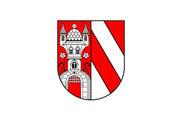 Bandera de Lichtenstein/Sachsen