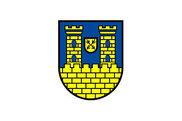 Bandera de Neustadt in Sachsen