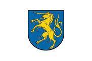 Bandera de Giengen an der Brenz