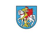 Bandera de Kroppenstedt