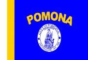 Bandera de Pomona, California