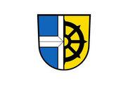 Bandera de Oberhausen-Rheinhausen