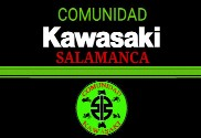 Flag of Community Kawasaki Salamanca