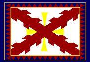 Bandera de Tercio de Alburquerque