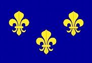 Bandera de France Royaume