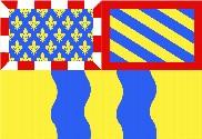 Bandera de Saône-et-Loire