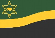 Bandera de Los Angeles County Sheriff's Department