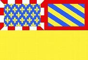 Bandera de Côte-d'Or