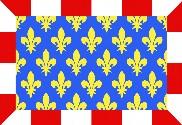 Bandera de Indre et Loire