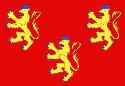 Bandera de Dordogne