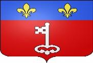 Bandera de Angers