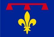 Bandera de Alpes-de-Haute-Provence