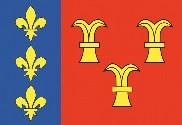 Bandera de Tulle