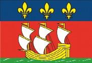Bandera de La Rochelle