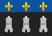 Bandera de Tours