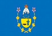 Bandera de du commissaire du Nunavut
