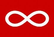 Bandera de Anglo-Métis