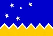 Bandera de Región de Magallanes y de la Antártica Chilena