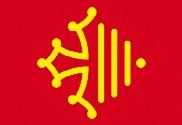 Bandera de Región de Occitania