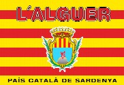 Bandera de L'Alguer