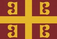 Bandera de Imperio Romano de Oriente