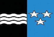 Bandera de Canton d'Argovie