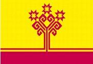 Bandiera di Chuvasia