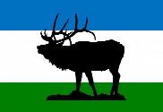 Bandera de Elk Ridge