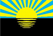 Flag of Donetsk