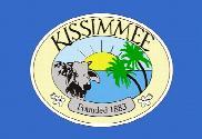 Bandera de Kissimmee, Florida