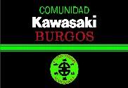 Bandera de Comunidad Kawasaki Burgos