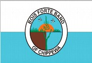 Bandeira do Bois Forte Chippewa