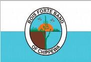 Bandera de Bois Forte Chippewa