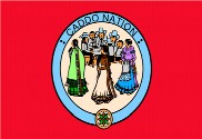 Bandera de Caddo Nation