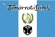 Bandera de Tomorrowland Guatemala