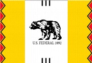 Bandera de Fernandeno Tataviam