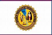 Bandera de Fort Mojave