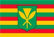 Bandera de Kanaka Maoli