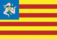 Drapeau de la Nacionalisme Sicilià