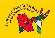 Bandera de Jatiboniku Taino of New Jersey