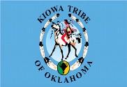 Bandera de Kiowa