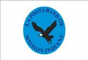 Bandera de La Posta