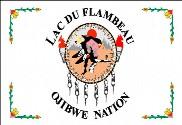Bandera de Lac du Flambeau