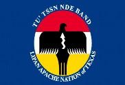 Bandera de Lipan Apache Nación  de Texas