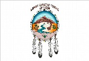 Bandiera di Lipan Apache Tribe of Texas