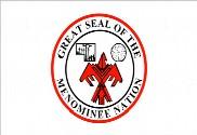 Flag of Menominee