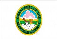 Bandera de Nación Muskogee