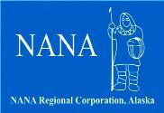 Bandera de NANA